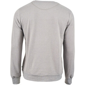 United By Blue Scale New Heights Suéter Cuello Redondo Hombre, boulder grey